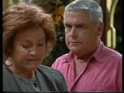 Cheryl Stark, Lou Carpenter in Neighbours Episode 2653