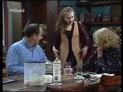 Philip Martin, Debbie Martin, Helen Daniels in Neighbours Episode 2653