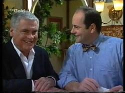 Lou Carpenter, Philip Martin in Neighbours Episode 2653