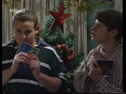 Toadie Rebecchi, Lance Wilkinson in Neighbours Episode 2770