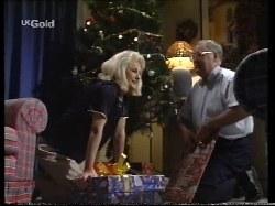 Madge Bishop, Harold Bishop in Neighbours Episode 2770