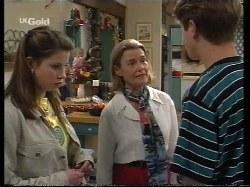Anne Wilkinson, Helen Daniels, Lance Wilkinson in Neighbours Episode 2770