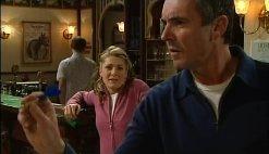 Izzy Hoyland, Karl Kennedy in Neighbours Episode 4596