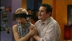 Sindi Watts, Toadie Rebecchi in Neighbours Episode 4605