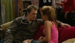 Stuart Parker, Jacinta Harvey in Neighbours Episode 4605