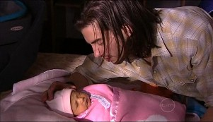 Kerry Mangel (baby), Dylan Timmins in Neighbours Episode 5091