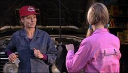 Christine Rodd, Janae Hoyland in Neighbours Episode 5094