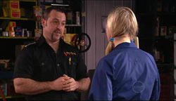 Rex Colt, Janae Timmins in Neighbours Episode 5094
