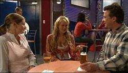 Christine Rodd, Pepper Steiger, Allan Steiger in Neighbours Episode 5094