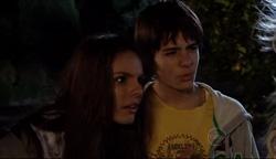 Rachel Kinski, Zeke Kinski in Neighbours Episode 5094