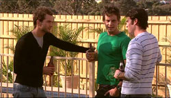Will Griggs, Ned Parker, Frazer Yeats in Neighbours Episode 5101
