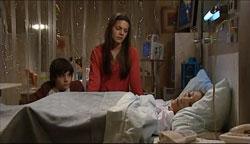 Zeke Kinski, Rachel Kinski, Katya Kinski in Neighbours Episode 5101
