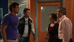 Ned Parker, Guy Sykes, Susan Kennedy, Karl Kennedy in Neighbours Episode 5101