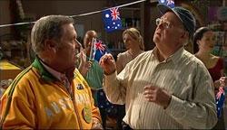 Lou Carpenter, Harold Bishop in Neighbours Episode 5102
