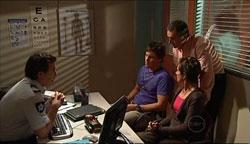 Allan Steiger, Ned Parker, Karl Kennedy, Susan Kennedy in Neighbours Episode 5102