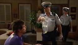 Ned Parker, Allan Steiger in Neighbours Episode 5102