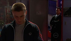 Boyd Hoyland, Paul Robinson in Neighbours Episode 5105