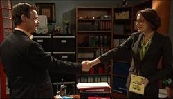 Paul Robinson, Rosie Cammeniti in Neighbours Episode 5105