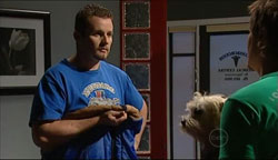 Toadie Rebecchi, Bob, Ned Parker in Neighbours Episode 5107