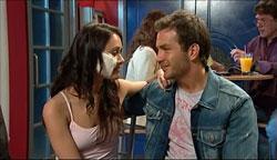 Carmella Cammeniti, Will Griggs in Neighbours Episode 5107