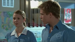 Jessica Wallace, Ringo Brown in Neighbours Episode 5339