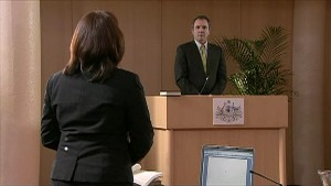 Karl Kennedy, Cynthia Peters in Neighbours Episode 5339