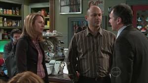 Miranda Parker, Steve Parker, Karl Kennedy in Neighbours Episode 5340