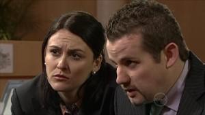 Rosie Cammeniti, Toadie Rebecchi in Neighbours Episode 5340