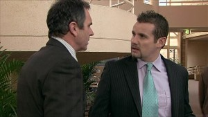 Karl Kennedy, Toadie Rebecchi in Neighbours Episode 5340