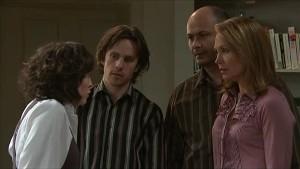 Bridget Parker, Riley Parker, Steve Parker, Miranda Parker in Neighbours Episode 5340