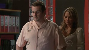 Toadie Rebecchi, Steph Scully in Neighbours Episode 5342