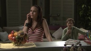 Libby Kennedy, Susan Kennedy in Neighbours Episode 5387