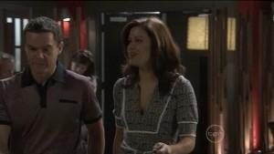 Paul Robinson, Rebecca Napier in Neighbours Episode 5388