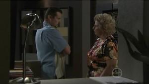 Toadie Rebecchi, Valda Sheergold in Neighbours Episode 5388