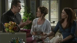 Toadie Rebecchi, Susan Kennedy, Libby Kennedy in Neighbours Episode 5396