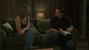 Steph Scully, Toadie Rebecchi in Neighbours Episode 5396