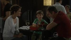Susan Kennedy, Ben Kirk, Karl Kennedy in Neighbours Episode 5396