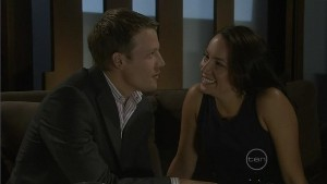 Oliver Barnes, Mia Silvani in Neighbours Episode 5397