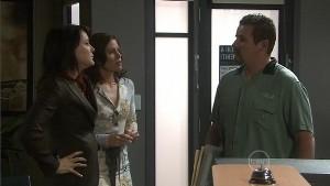Rosie Cammeniti, Rebecca Napier, Toadie Rebecchi in Neighbours Episode 5397