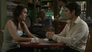 Carmella Cammeniti, Marco Silvani in Neighbours Episode 5397
