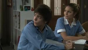 Zeke Kinski, Rachel Kinski in Neighbours Episode 5398