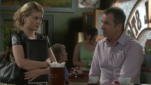 Elle Robinson, Karl Kennedy in Neighbours Episode 5398