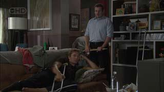 Dan Fitzgerald, Toadie Rebecchi in Neighbours Episode 5490