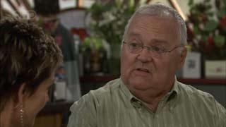 Susan Kennedy, Harold Bishop in Neighbours Episode 5490