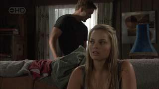 Dan Fitzgerald, Donna Freedman in Neighbours Episode 5490