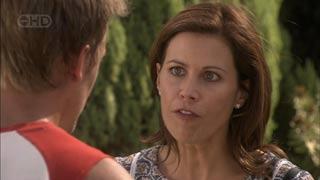 Oliver Barnes, Rebecca Napier in Neighbours Episode 5493