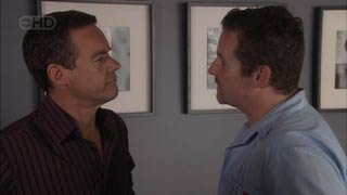 Paul Robinson, Toadie Rebecchi in Neighbours Episode 5493