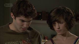 Declan Napier, Bridget Parker in Neighbours Episode 5493