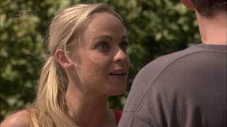 Nicola West in Neighbours Episode 5493