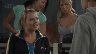 Donna Freedman, Dan Fitzgerald in Neighbours Episode 5495